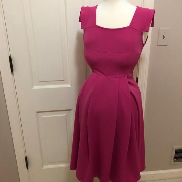 Lilac Pink Rachel Maternity Dress